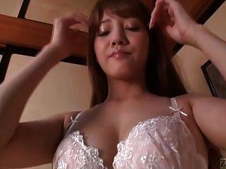 Subtitled Japanese Av Star Rei Mizuna Striptease To Nudity