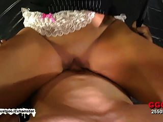 Little Nelly Benz Gets Her Pussy Creamed On A Sex Swing