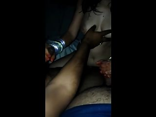 Indian Gets Two Cocks At Party