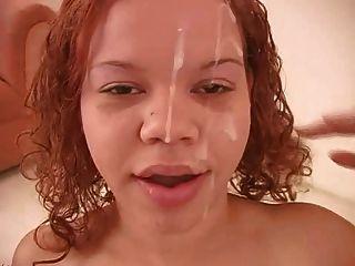 10 Amateur Facial Cumshots Vol. 7
