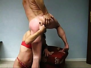 Wife Fuck Her Husban With Finger