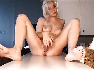 Hot Blonde Multi Squirts