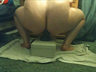 Anal Slut Fucking Massive Cock With Knot