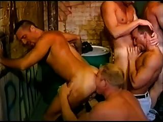 Hot Men Orgy
