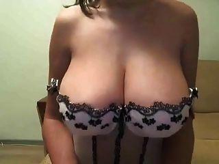 Girl Caught On Webcam - Part 5 - Big Boobs