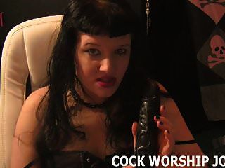 You Are A Naughty Little Sissy Cocksucker