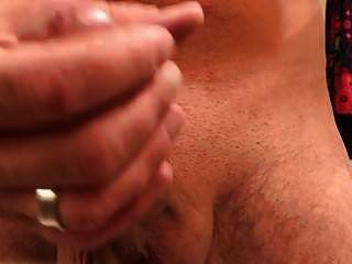 Big Cock Cumming - Jerk Off In The Hotel Room
