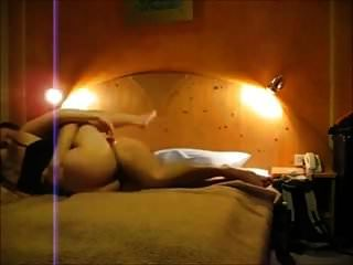 Hot Wife Getting Fucked At Home