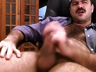 Hot Daddy Jerk Off