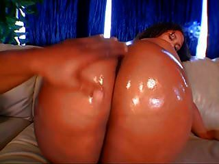 Angie Love- Big Phat Black Wet Butts 7