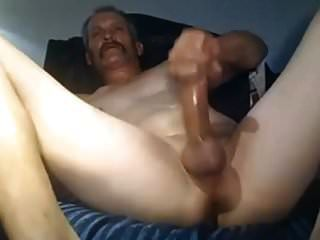 Mature Shaved Cum