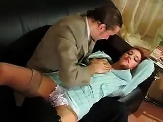 Fucked Bitch In The Ass On The Couch
