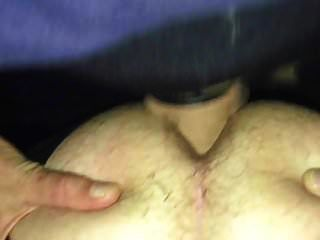 Cum Filled Piss Condom Broke In Sissy Ass