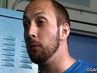 Mature Gays Having Fun In The Locker Room