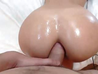 Big Thick Cock Fucking Hot Round Tight Ass Anal