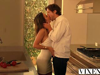 Vixen Rich Teen Fucks Her Personal Chef