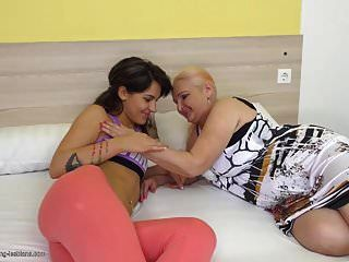 Taboo Lesbian Sex With Grannies And Moms