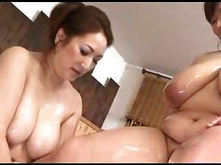 Japan Bbw - Bathing Lesbos