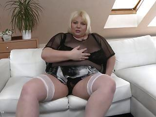 Big Busty Mom Halina Fucks Small Young Son