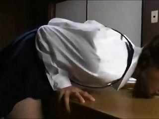 Asian Pillow Humping