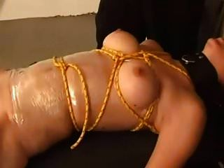 Wrapped, Bound, Needles In Tits