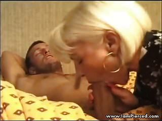 I Am Pierced French Granny With Pussy Piercings