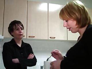Office Lesbians Turn It Up A Notch