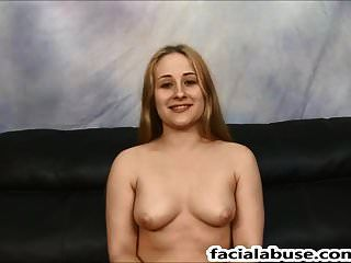 Innocent Looking Slut Lainna Gets Ass & Throat Fucked Hard