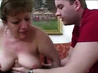Big Tits Mature Pussy And Anal