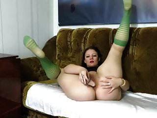 Mature Aunt Fucks Her Big Ass Toy
