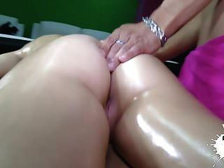 Happy Ending Massage With A Real Orgasm