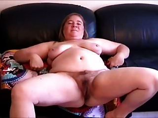 Chubby Mature Shows Her Bush.mp4