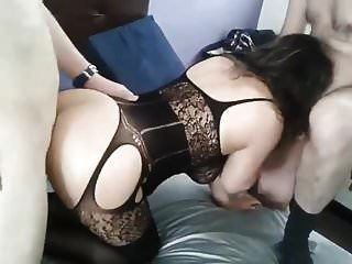 Turkish Husband Fucking His Wife With His Friend