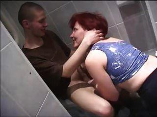 Moden Kvinde & Ung Fyr (danish Title)(not Danish Porn) 24
