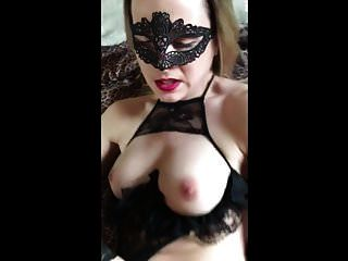 Wife Gets Fucked In Mask