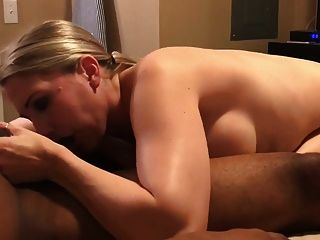 Blonde Wife Fucking With Bbc And He Cumming In Her Mouth 2