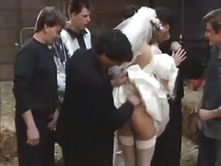 Bride Group Fuck, Vintage