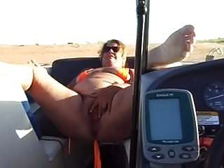 Mature Moored Boat Piss