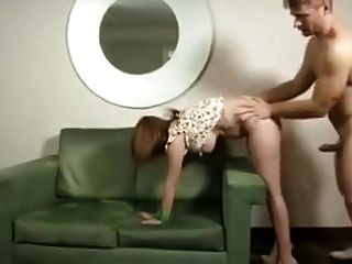 Mom Gives Her Son Some Ass