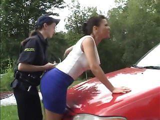 Cop Molest Woman