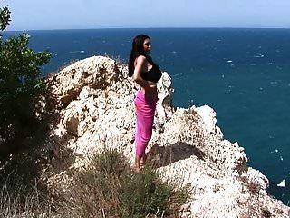 Anya Zenkova - Feel Real Ukrainian Tits