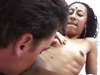 Skinny Indian Milf Fucked By Thin Hard Dick
