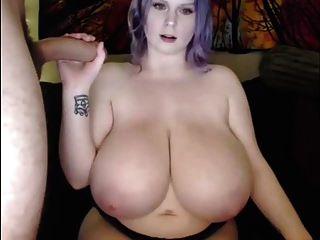 Huge Tits Blowjob