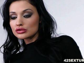 Busty Aletta Ocean Loves Anal Sex