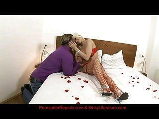 Stacy Silver Has Surprise In Bedroom For Boyfriend
