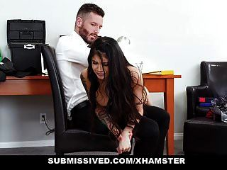 Submissived - Sexy Teen Fucked And Punished By Stepdaddy