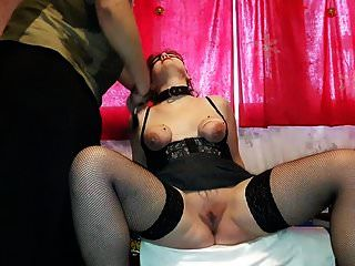 Married Russian Slave Fisting And Punishment