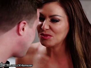 Jilted Mommy Eager To Taste Stepson