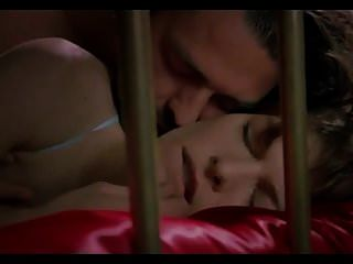 Milla Jovovich - Explicit Topless Sex Scenes, Lesbian