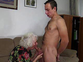 Grandmas Pussy Is Wet
